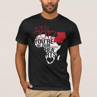 Kony 2012 Hearts T-Shirt