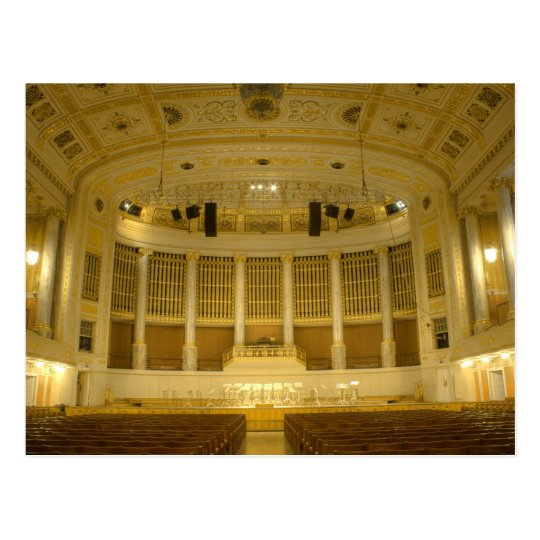 Konzerthaus Postcard