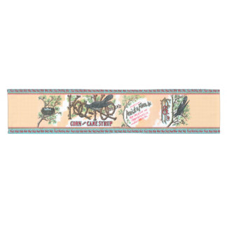 Koo-Koo Corn and Cane Syrup Short Table Runner
