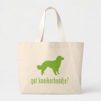 Kooikerhondje Jumbo Tote Bag