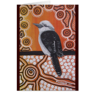 KOOKABURRA DREAMING CARD