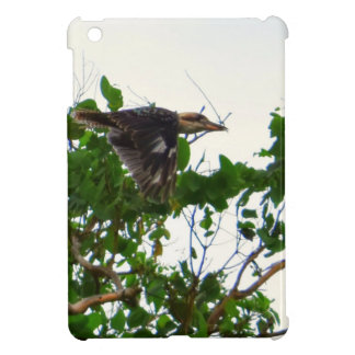 KOOKABURRA IN FLIGHT QUEENSLAND AUSTRALIA iPad MINI COVERS