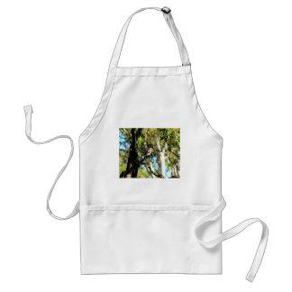 KOOKABURRA IN TREE QUEENSLAND AUSTRALIA STANDARD APRON