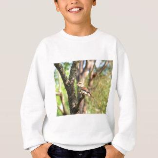 KOOKABURRA IN TREE QUEENSLAND AUSTRALIA SWEATSHIRT