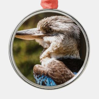 Kookaburra Metal Ornament