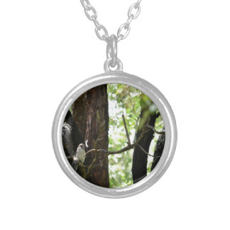 KOOKABURRA QUEENSLAND AUSTRALIA SILVER PLATED NECKLACE