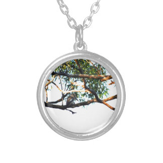 KOOKABURRA RURAL QUEENSLAND AUSTRALIA SILVER PLATED NECKLACE