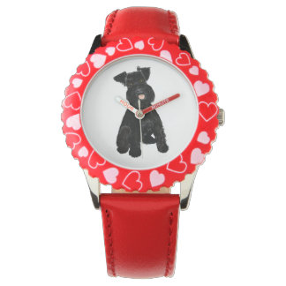 KookieSookie Kid's Schnauzer Watch
