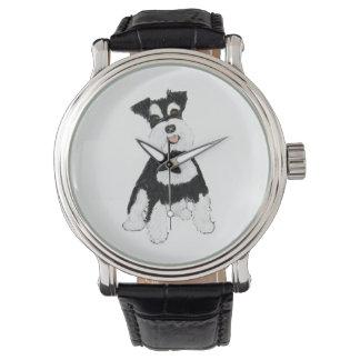 KookieSookie Schnauzer Watch
