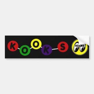Kooky Eyes Sticker