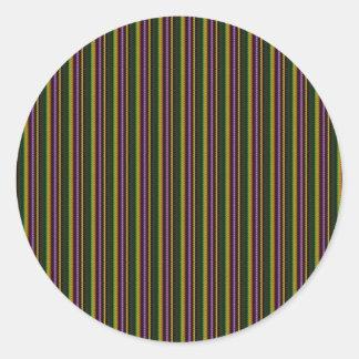 KOOL Dark Shade Pattern by NavinJOSHI NVN45 GIFTS Round Sticker