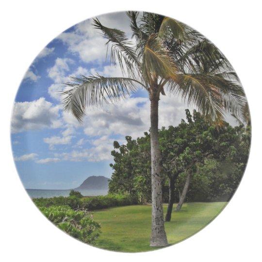 Ko'olina Hawai'i Plate