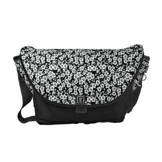Kooriume Japanese Pattern Messenger Bag B