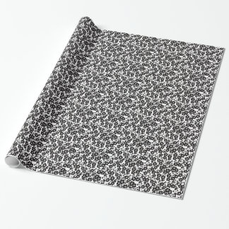 Kooriume Japanese Pattern Wrapping Paper