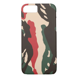 Kopassus Blood Vein iPhone 7, Barely There iPhone 7 Case