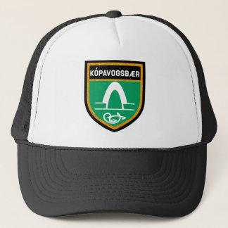 Kópavogsbær Flag Trucker Hat