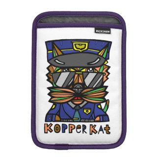 """Kopper Kat"" iPad Mini Soft Case"