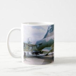 Korat AFB Thailand 1968 F-105 Coffee Mug