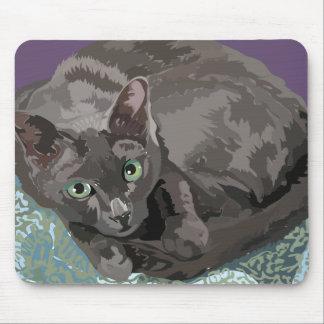 KORAT GEL MOUSEPAD - Cats to keep you company