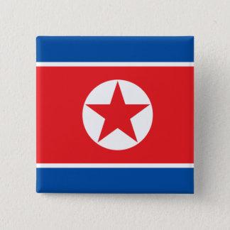 korea north 2 inch square button
