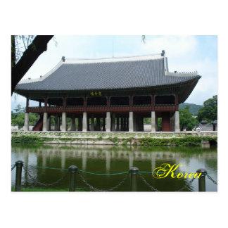 Korea Postcard
