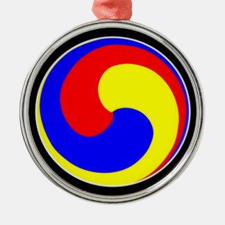 Korea Tricolor Ornament