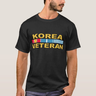 Korea Veteran T-Shirt