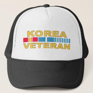 Korea Veteran Trucker Hat