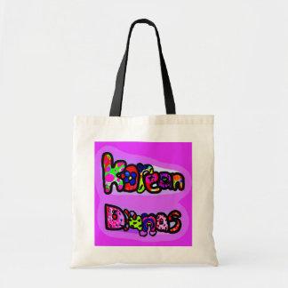 Korean Dramas Tote Bag