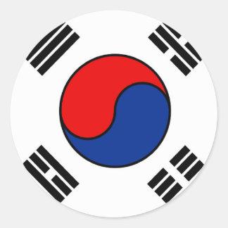 Korean Flag Sticker