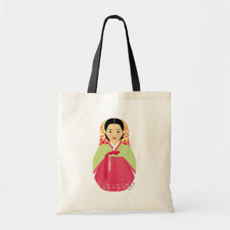 Korean Girl Matryoshka  Bag