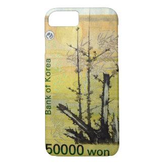 Korean Republic Won Case-Mate iPhone Case