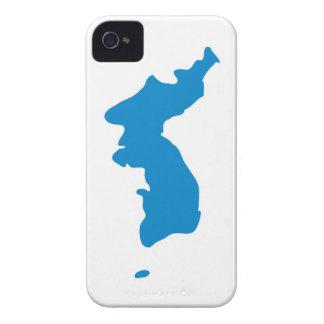 Korean Unification Communist Socialist Flag iPhone 4 Case