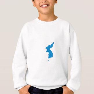 Korean Unification Communist Socialist Flag Sweatshirt