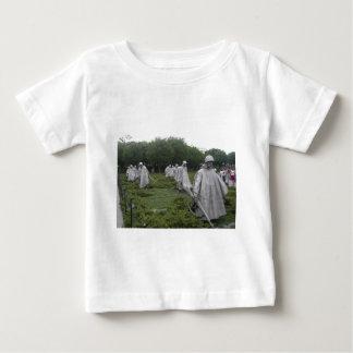 Korean War Veteran's Memorial Baby T-Shirt