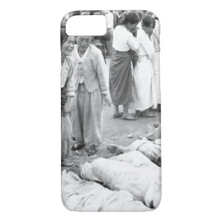 Koreans from Hamhung_War Image iPhone 7 Case