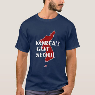 Korea's Got Seoul T-Shirt