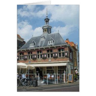 Korenbeurs (Wheat Exchange) Vlissingen Photo Card