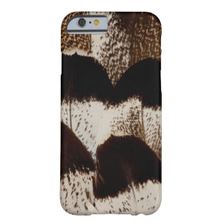 Kori Bustard feather design Barely There iPhone 6 Case