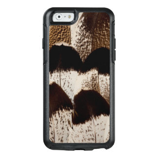 Kori Bustard feather design OtterBox iPhone 6/6s Case