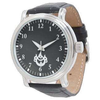 Korin-style jewel watches