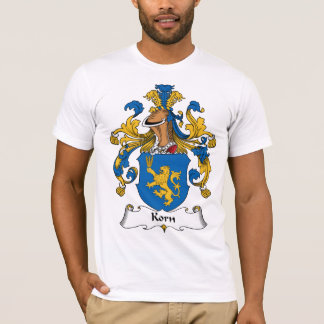 Korn Family Crest T-Shirt