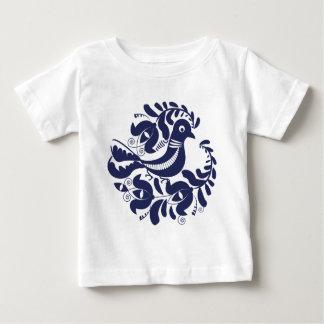 Korondi folk motif baby T-Shirt