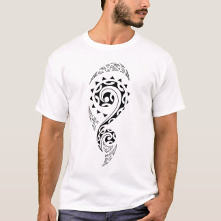 koru black T-Shirt