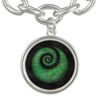 koru charm bracelet