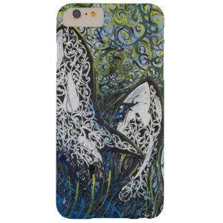 Koru Whales Barely There iPhone 6 Plus Case