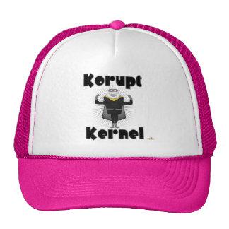 Korupt Kernel Popcorn Supervillain Trucker Hats