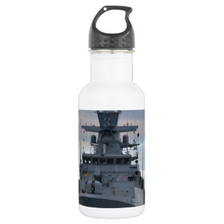 Korvette Braunschweig Anchored in Plymouth 532 Ml Water Bottle