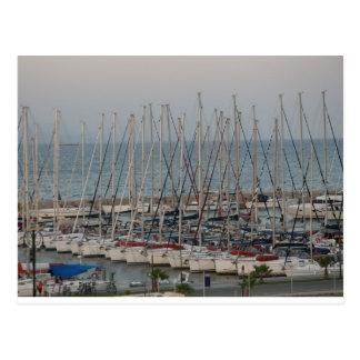 Kos, Greece Postcard