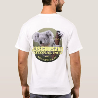 Kosciuszko NP (Koala) WT T-Shirt